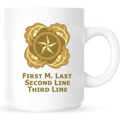 Custom Next of Kin Mug