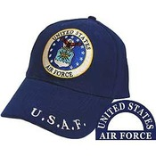 US Air Force Emblem Cap