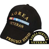 Korean Service Veteran Cap