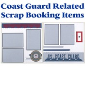 US Coast Guard Scrap Book Pages