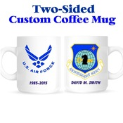 Custom Two-Sided Mug
