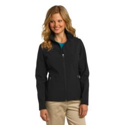 Ladies Core Soft Shell Jacket Thumbnail