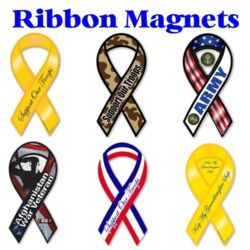 Ribbon Magnets Thumbnail