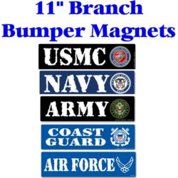 Branch Bumper Magnets Thumbnail
