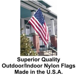Perma-Nyl Nylon U.S. Flags Thumbnail
