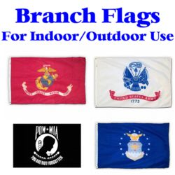 Military Branch Flags Thumbnail