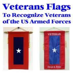 Veterans Service Flags Thumbnail