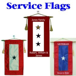 Service Flags Thumbnail
