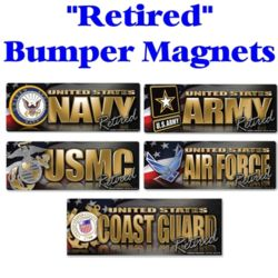 Retired Bumper Magnets Thumbnail