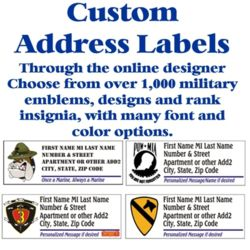 Custom Address Labels Thumbnail