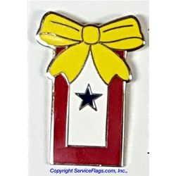 Service Ribbon Pin Thumbnail