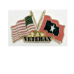 Veterans Service Flag Pin Thumbnail