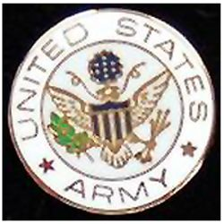 US Army Branch Pin 3/4