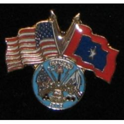 Army Veterans Flag Pin Thumbnail