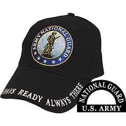 US Army National Guard Cap Thumbnail