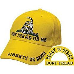 Don't Tread on me Cap Thumbnail