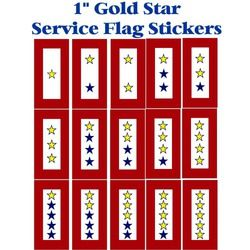 Gold Star Service Flag 1