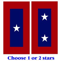 Veterans Static Cling Decal 3