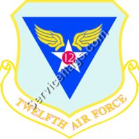 Twelfth Air Force Thumbnail