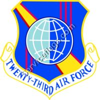 Twenty Third Air Force Thumbnail