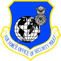 AF Office of Security Police Thumbnail