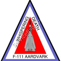 F 111 F111 Patch Thumbnail