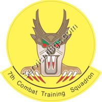 7th Combat Training Squadron 7th CTS Thumbnail