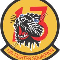 13th Fighter Squadron 13th  TFS Thumbnail