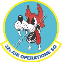 32nd Air Operations Squadron AOS Thumbnail