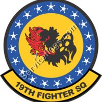 19th Fighter Squadron FS Thumbnail