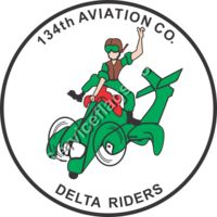 134th Aviation Company delta riders Thumbnail