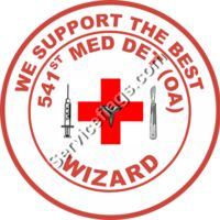 541st Medical Detachment Wizard Thumbnail