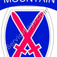 10th Infantry patch Thumbnail