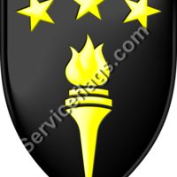 Army War College Patch Thumbnail