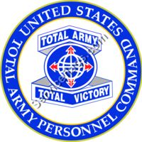 Personnel Command Seal Thumbnail