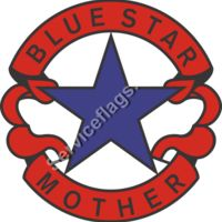 Blue Star Mother Logo Thumbnail
